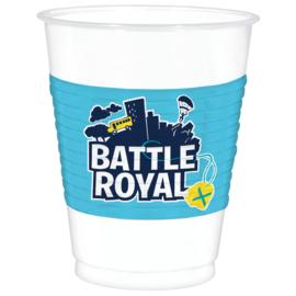 Battle Royal Fortnite Bekers