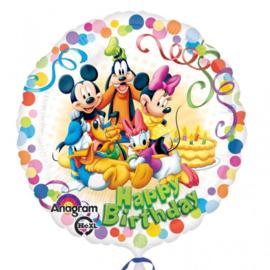 Folie ballon Mickey Mouse & Friends Party  (leeg)