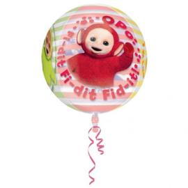 Folie ballon Teletubbies Orbz (leeg)