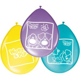 Latex Ballonnen Woezel & Pip