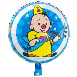 Folie ballon Bumba Muziek (leeg)