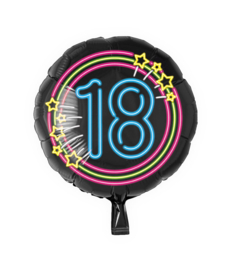 Folie Ballon Neon 18 (leeg)