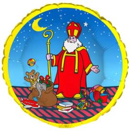 Folie Ballon Sinterklaas (leeg)