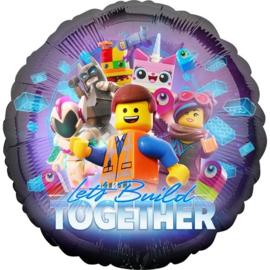 Folie ballon Lego Movie 2 (leeg)