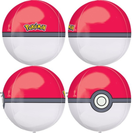 Folie Ballon Pokemon Bal (leeg)
