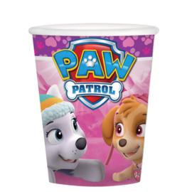 Paw Patrol Girl Bekers
