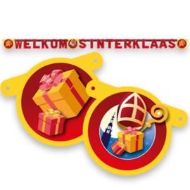 Welkom Sinterklaas Slinger