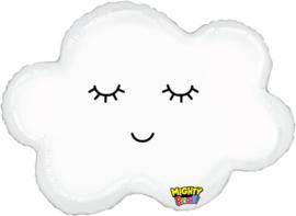Folie Ballon Sleepy Cloud (leeg)