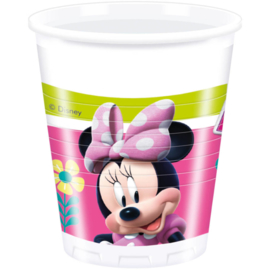 Minnie Mouse Bekers