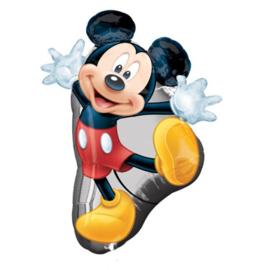 Folie ballon Mickey Mouse Shape (leeg)