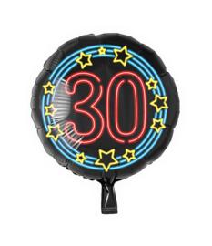 Folie Ballon Neon 30 (leeg)