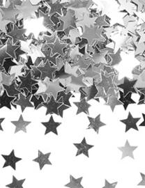 Confetti Stars zilver