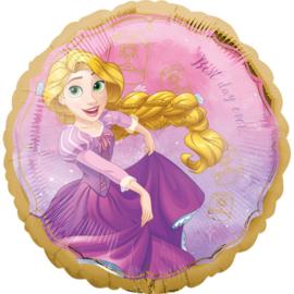 Folie Ballon Prinses Rapunzel (leeg)