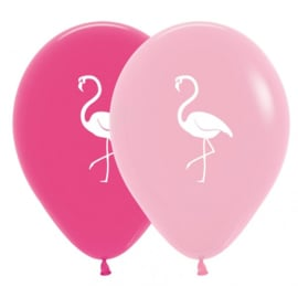 Latex Ballonnen Flamingo