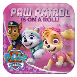 Paw Patrol Girl Bordjes