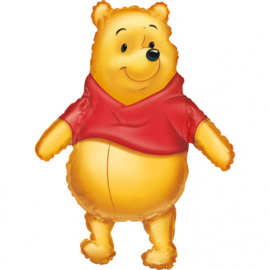 Folie Ballon Winnie de Pooh (leeg)