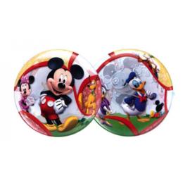 Folie Ballon Mickey & Friends Bubble (leeg)