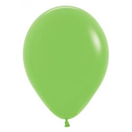 Latex Ballonnen Licht Groen