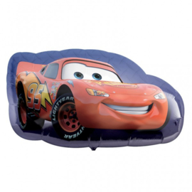 Folie ballon Cars 3 Lightning McQueen (leeg)