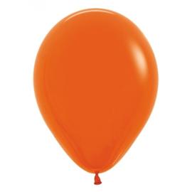 Latex Ballonnen Oranje