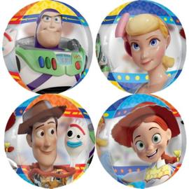 Folie ballon Toy Story 4 Orbz (leeg)
