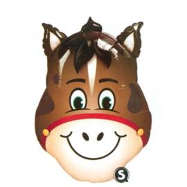Folie ballon Paard (leeg)