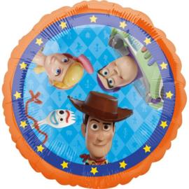 Folie ballon Toy Story 4 (leeg)