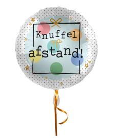 Folie Ballon Knuffel op Afstand