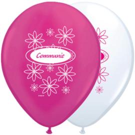 Latex Ballonnen Communie Roze