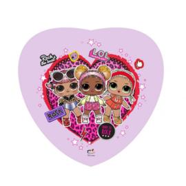 Folie Ballon L.o.l Suprise Pink Rock (leeg)