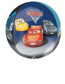 Folie ballon Cars Orbz (leeg)