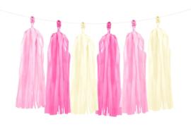Tassel Garland Pink