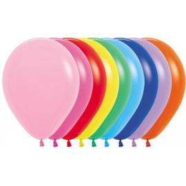 Latex Ballonnen - Mix Kleuren