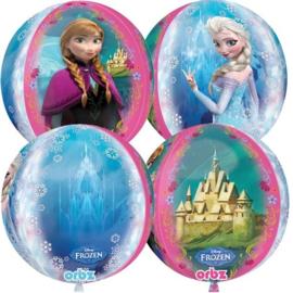 Folie ballon Frozen Orbz (leeg)