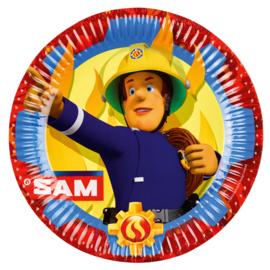 Brandweer Sam Bordjes