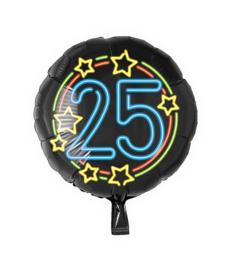 Folie Ballon Neon 25 (leeg)