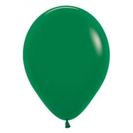 Latex Ballonnen Donker Groen