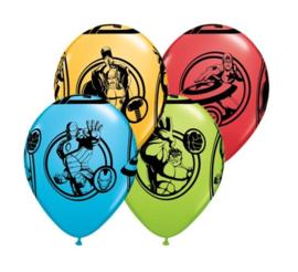 Latex Ballonnen Avengers