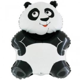 Folie ballon Panda Beer (leeg)