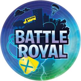 Royal Battle Fortnite Bordjes
