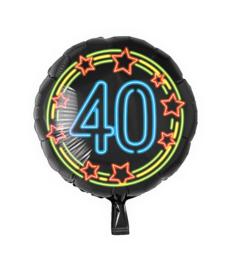 Folie Ballon Neon 40 (leeg)