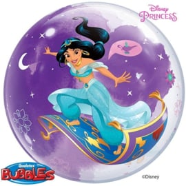 Bubble Prinses Jasmine / Aladdin (leeg)