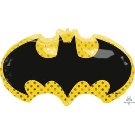 Folie Ballon Batman Vleermuis (leeg)