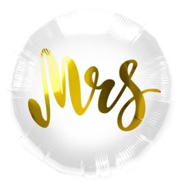 Folie Ballon MRS (leeg)