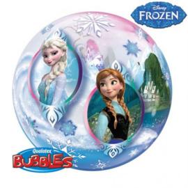 Folie ballon Frozen Bubble (leeg)