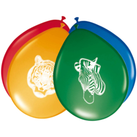 Latex Ballonnen Safari