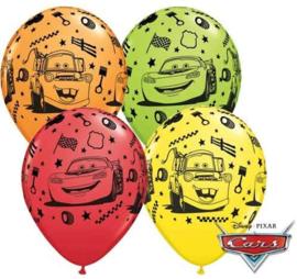 Latex Ballonnen Cars