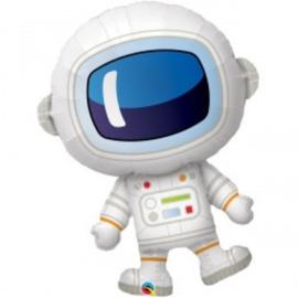 Folie Ballon Astronaut (leeg)