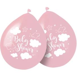 Latex Ballonnen Babyshower Girl