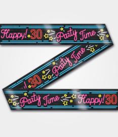 Afzetlint Neon Party 30